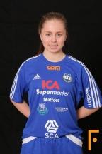 Julia Nordlund, 15 år
