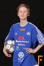 Hampus Horneij, 14 år