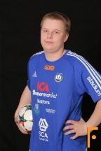 Måns Moberg, 14 år