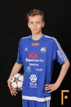 Linus Wassbrink, 14 år