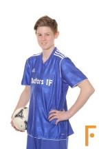Johan Johansson, 14 år